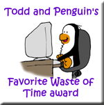 Penguin's Favorite Waste of Time Award!